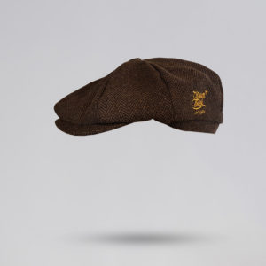 Cappello Coppola Marrone Visual Think 16149 - VTAU025