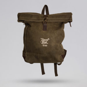 Zaino Canvas Green- VTOCZ01